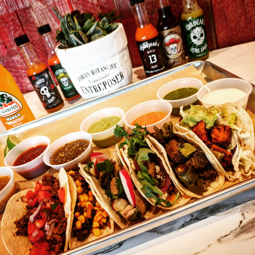 Craft Tacos, Screaming Goat Taqueria, Gulf Gate, Sarasota, Florida, Chef Malin Parker