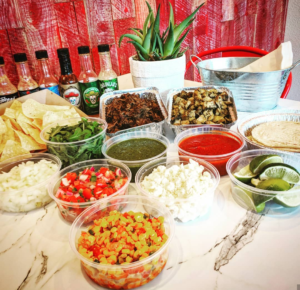 Catering Latin Street Taco / Bowl Party