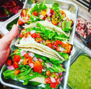 Latin Street Tacos - Catering